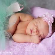 baby tutu pink teal newborn