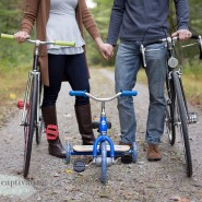 chambersburg pennsylvania maternity caledonia photography session bicycles