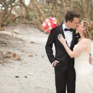 Valentine's Day Jupiter Beach Resort Wedding Seagrape Portraits
