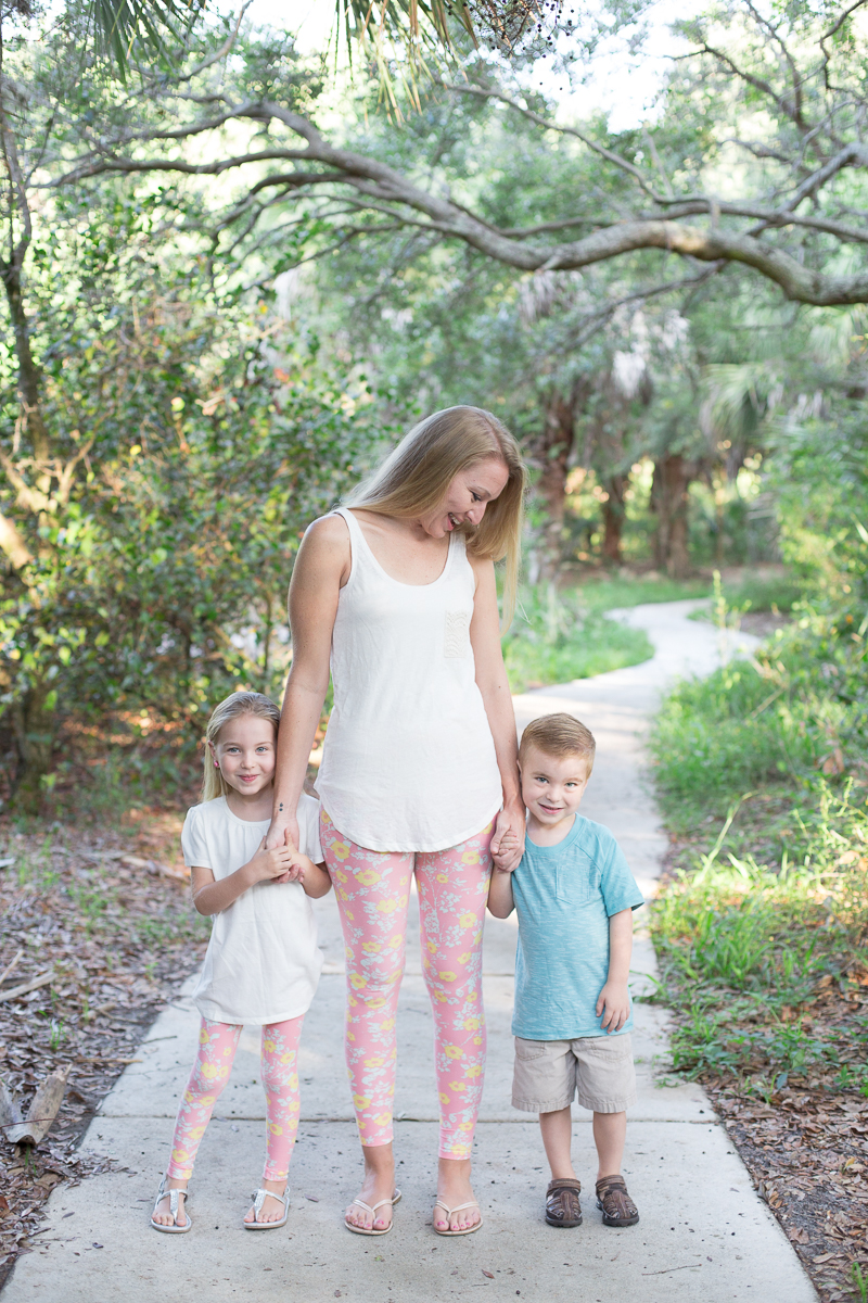 palm beach family, lularoe, natural light, extended family
