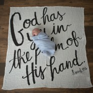 in home lifestyle newborn session west palm beach florida isaiah 49:16