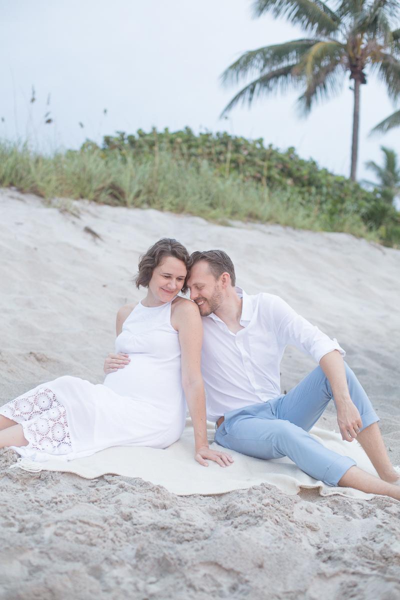 sunrise beach family maternity jupiter florida