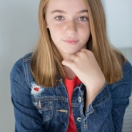 palm beach pre-teen actor dance head shots natural studio light